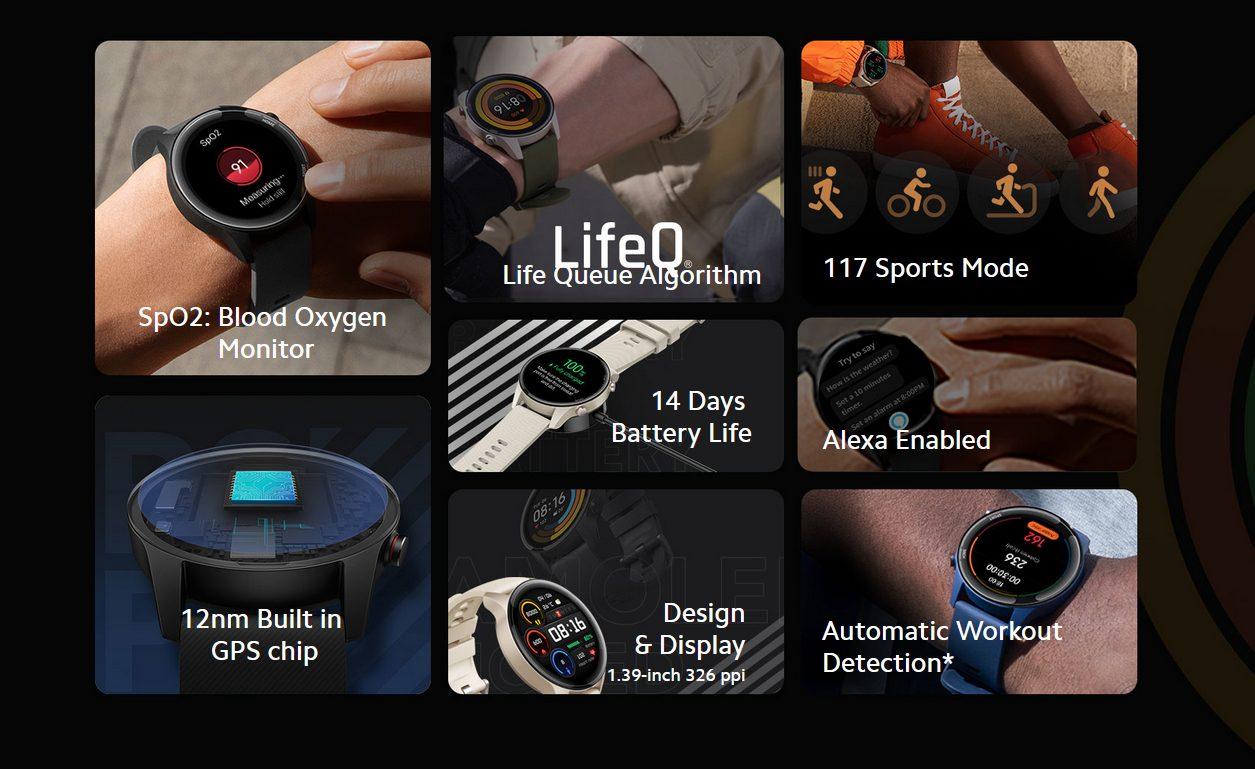Представлены смарт-часы Xiaomi Mi Watch Revolve Active