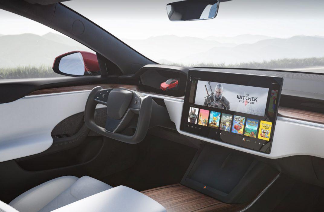 Новая модель Tesla S/X