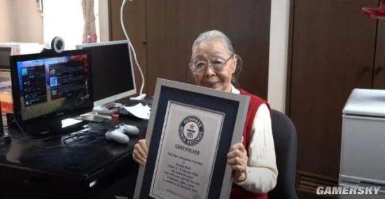 Женщина из Японии стала самым старым геймером на YouTube. Проводит 7–8 часов в игре каждый день