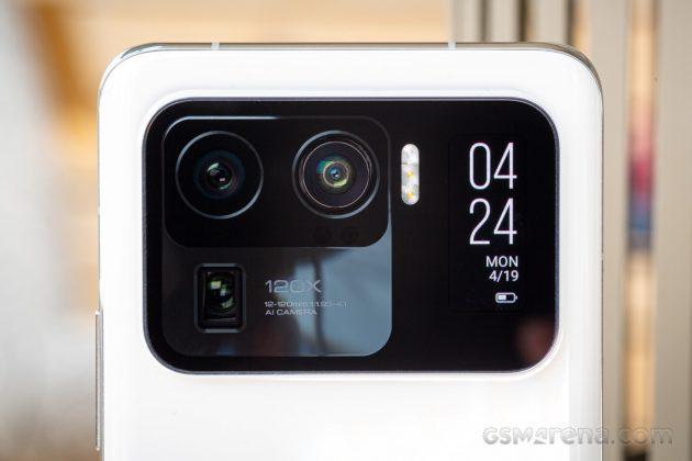 Xiaomi Mi 11 Ultra доступен в Украине со скидкой 10000 гривен