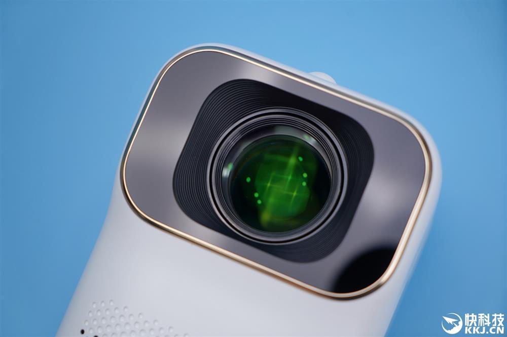 Партнер Xiaomi выпустил миниатюрный проектор с поддержкой 4K, процессором Amlogic T927 и батареей на 7800 мАч
