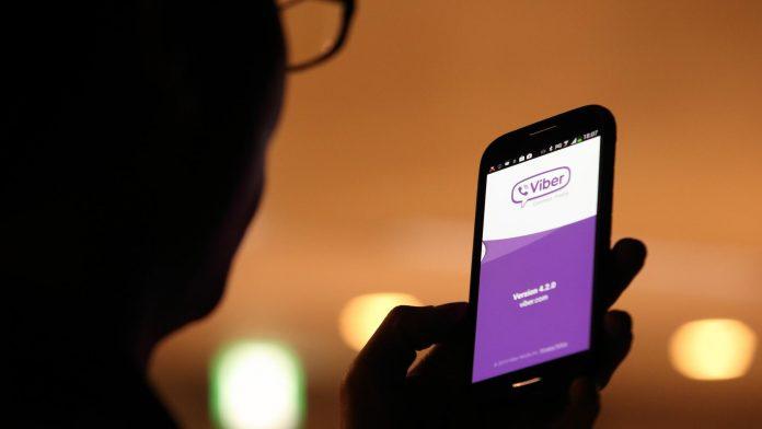 Viber сообщил о функции смены номера