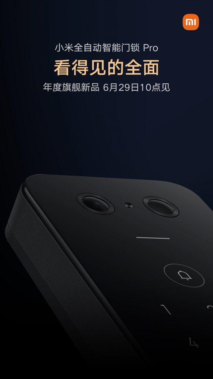 Xiaomi Auto Smart Door Lock Pro