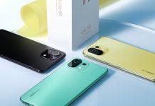 Xiaomi Mi 11 Lite 5G сломался после установки MIUI 12.5