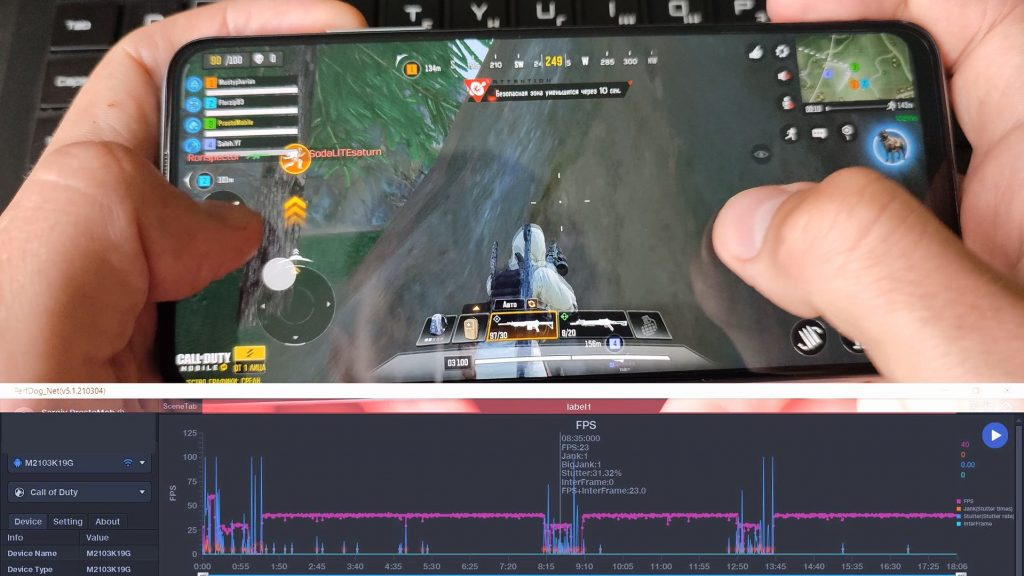 FPS - Call of Duty: Mobile