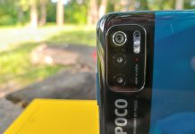 Задняя панель Poco M3 Pro