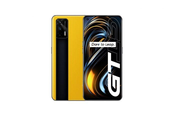Realme GT 5G с чипом Snapdragon 888: дизайн и цена в Европе