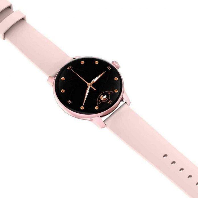 Xiaomi показала новые смарт-часы для женщин