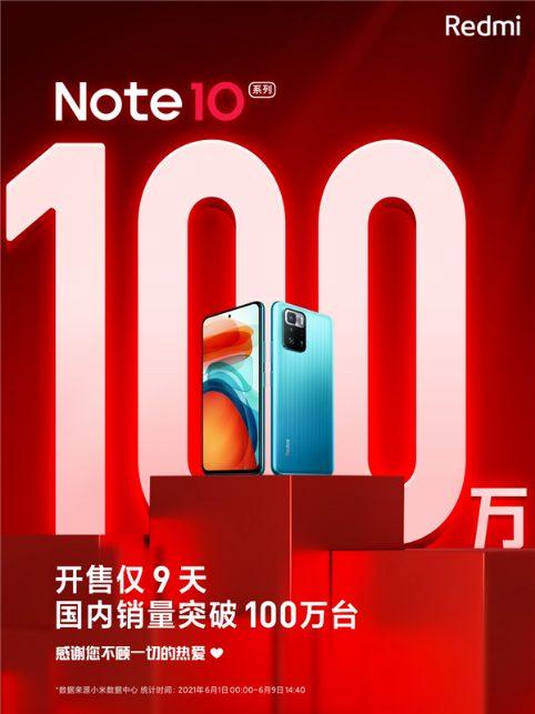 Новый смартфон Redmi стал самым продаваемым в истории бренда
