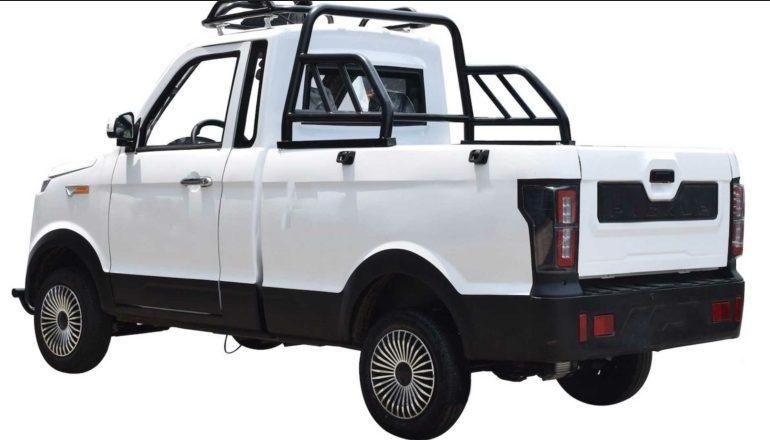 Представлений перший електромобіль, вартість якого буде $ 2000