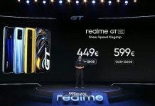 Новый Realme GT 5G доступен с существенной скидкой