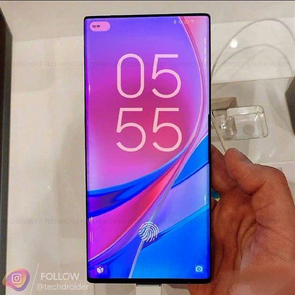 Xiaomi Mi Mix 4 будет похож на Samsung Galaxy Note 10+