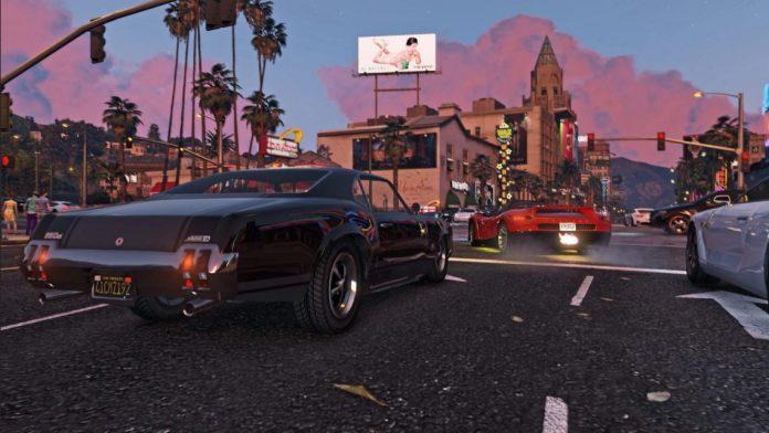 Grand Theft Auto 5 в разрешении 8К с трассировкой лучей и секретными модами показали на видео