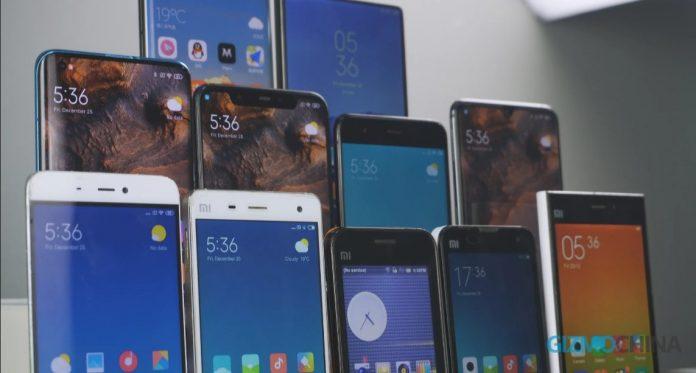 Xiaomi готовится выпустить минимум 13 устройств во II полугодии