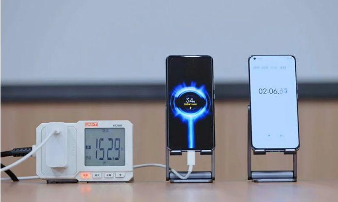 Анонсирован недорогой сетевой адаптер, который полностью заряжает смартфон за 5 минут