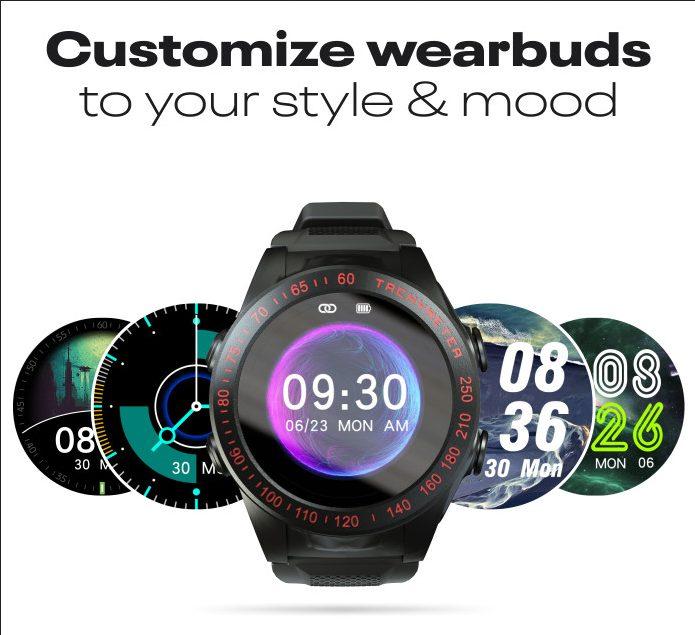 Умные часы Wearbuds с одноименными наушниками бьют рекорды популярности задолго до премьеры