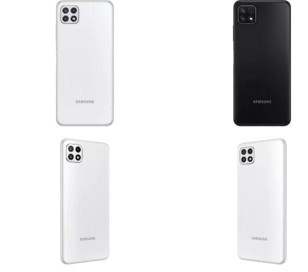 Samsung Galaxy A22 5G с дисплеем 90 Гц претендует на статус самого доступного 5G-смартфона в Европе