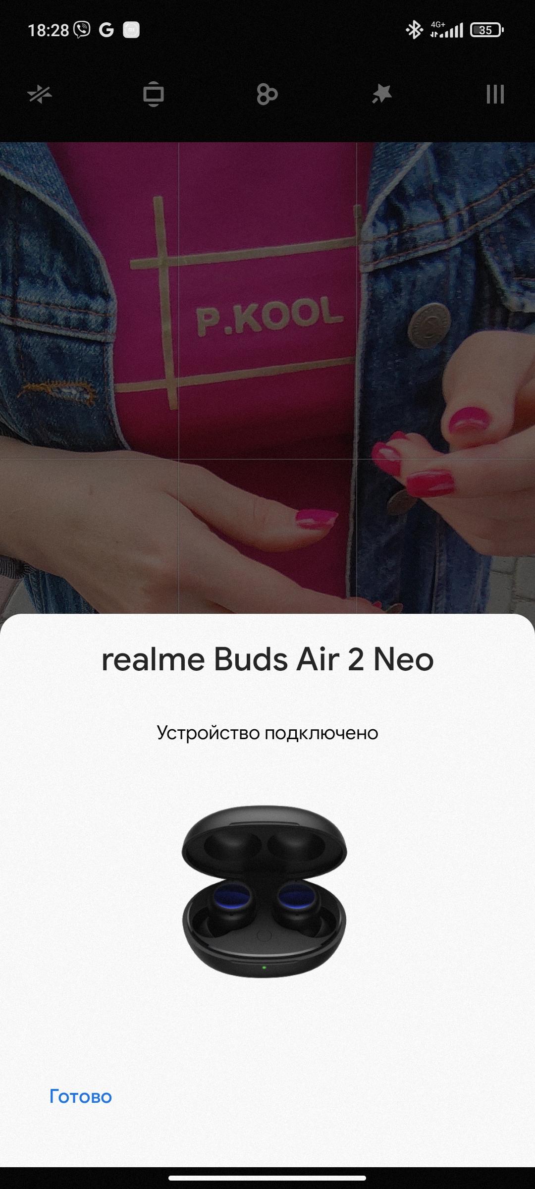 Обзор Realme Buds Air 2 Neo: доступные беспроводные наушники с активным шумоподавлением