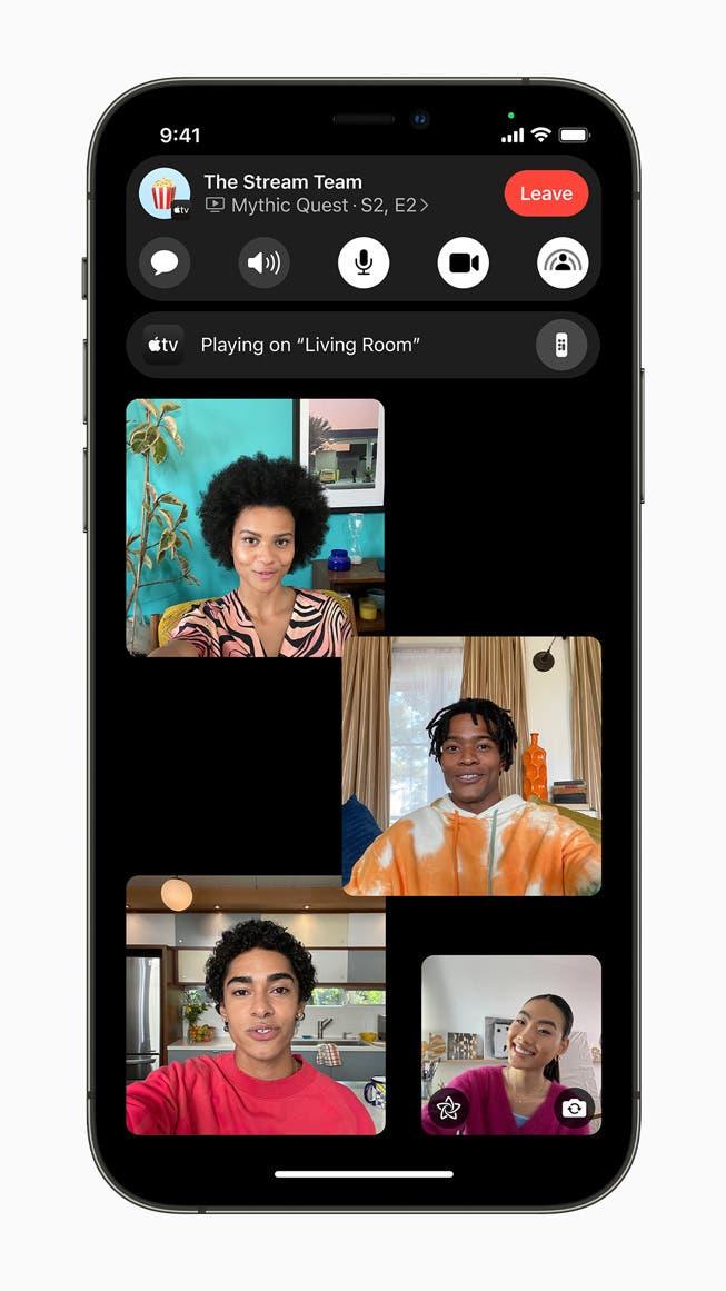 Особенности iOS 15