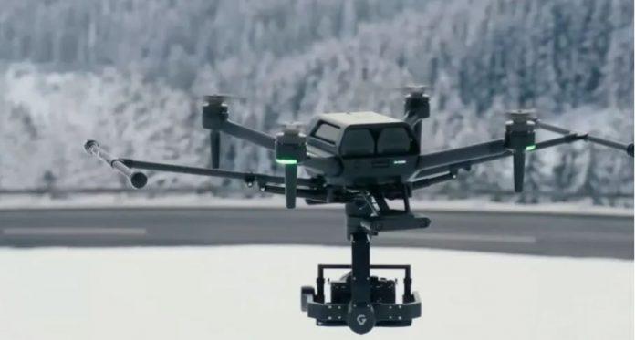 Sony выпустила беспилотник Airpeak S1 стоимостью 9000 долларов