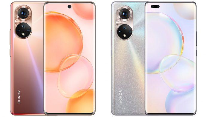 Известны все характеристики необычных смартфонов Honor 50, 50 SE и 50 Pro