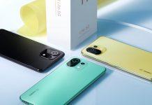 Xiaomi Mi 11 Lite 5G стал самым производительным в мире смартфоном среднего класса