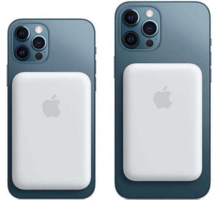 Apple представила портативный аккумулятор для iPhone 12 за 99 долларов