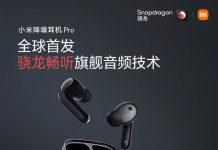 Xiaomi Mi Noise Canceling Headphones Pro