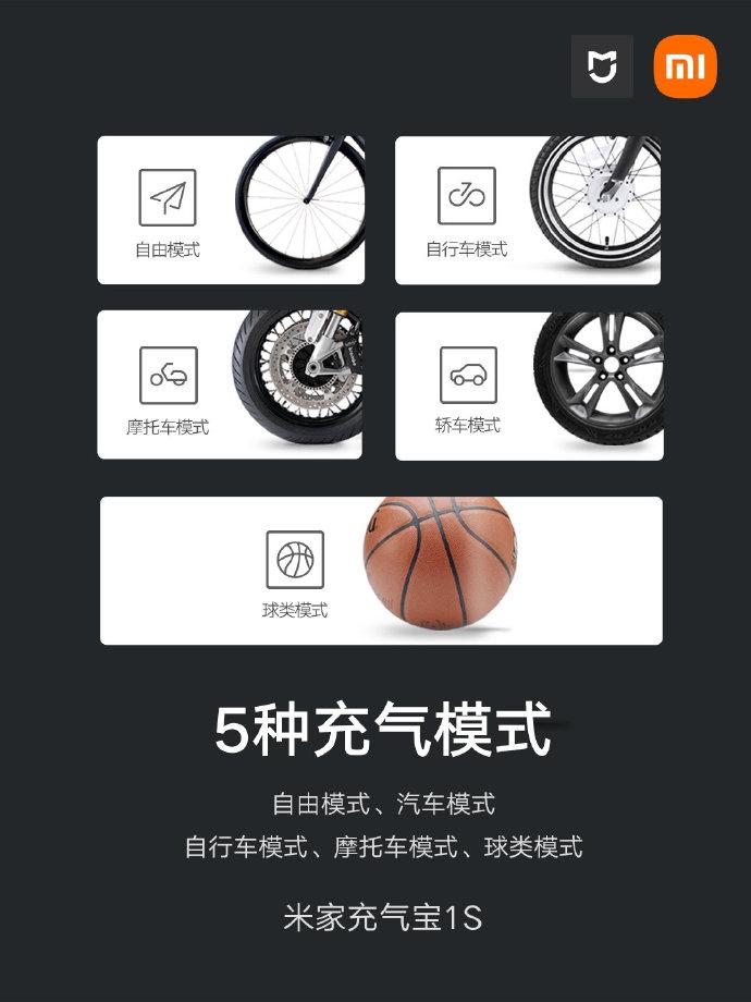 Mijia Inflatable Bao 1S