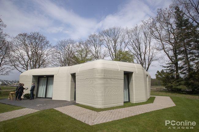 В Японии планируют массово строить дома с помощью 3D-принтеров