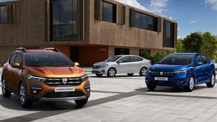 Dacia начнет производить полностью электрический Sandero