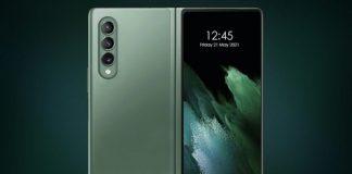 Samsung Glaxy Z Fold 3