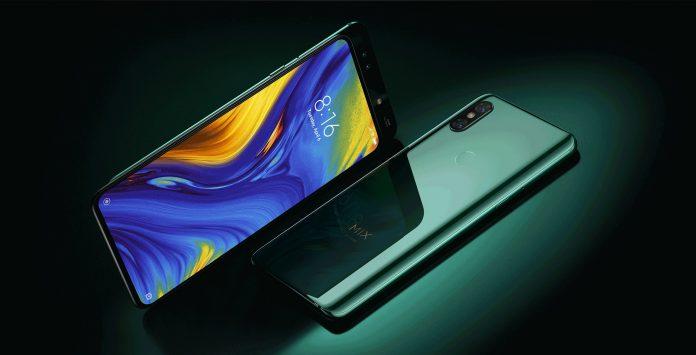 Флагман Xiaomi Mi MIX 3 получил MIUI 12.5