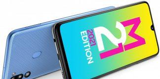 Представлен смартфон Samsung Galaxy M21 2021 Edition стоимостью 170 долларов