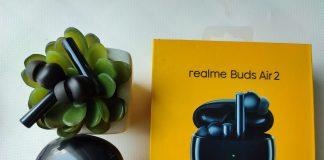 Обзор realme Buds Air 2