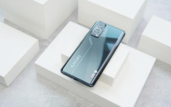 ZTE Axon 30 5G с подоэкранной камерой нового поколения выйдет в сентябре