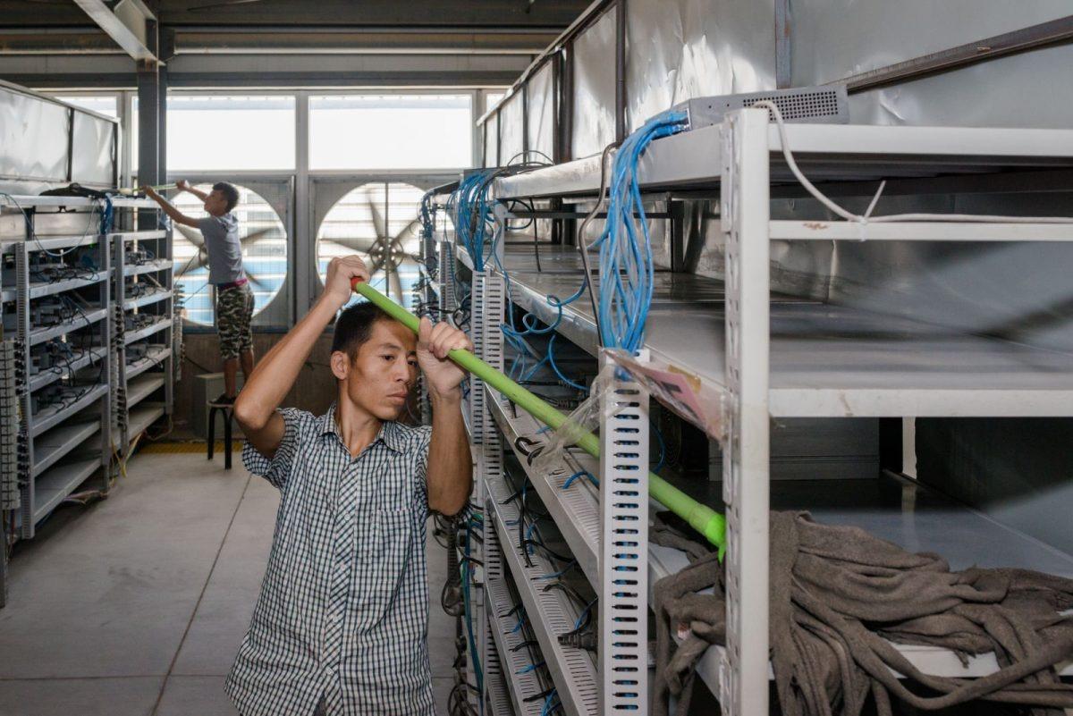 Китай полностью поборол майнинг криптовалюты