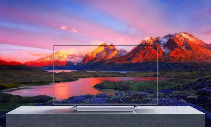 """Xiaomi Mi TV Q1 75"""" поступил в продажу в Украине по цене 49999 гривен"""