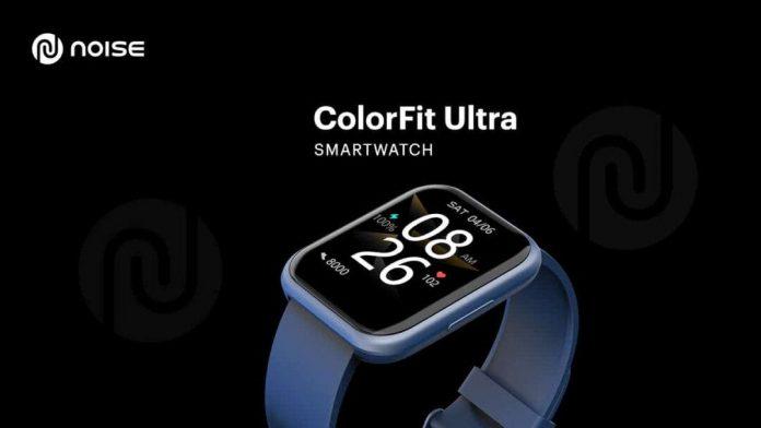 Анонсированы смарт-часы Noise Colorfit Ultra за 60 долларов