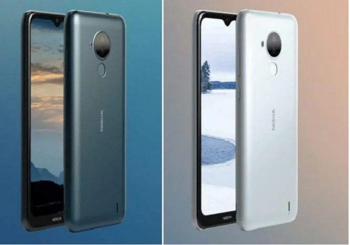 Стали известны характеристики Nokia C30