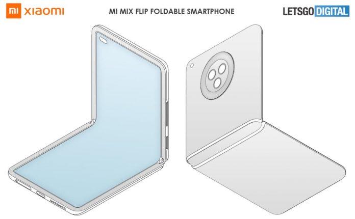 Xiaomi подготовила недорогой складной смартфон