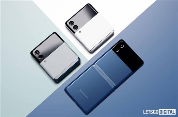 Новое запатентованное изображение Samsung