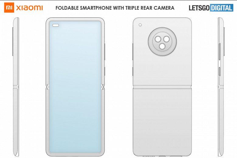 Xiaomi выпустит бюджетный складной смартфон