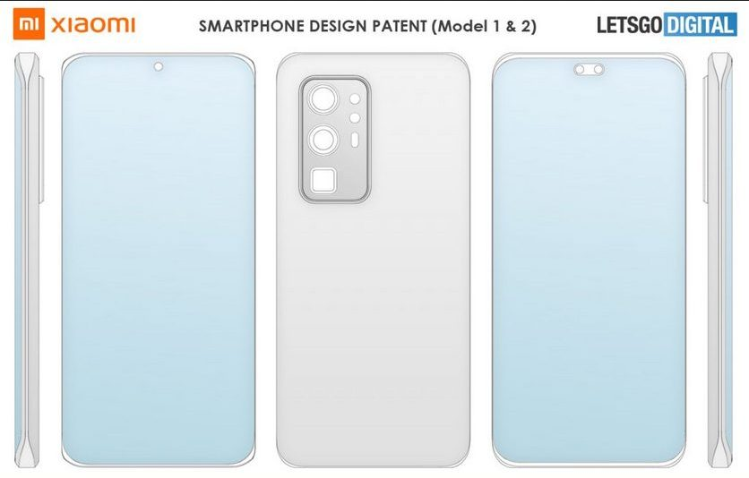 Показали возможный дизайн Xiaomi Mi 12