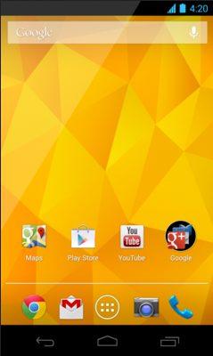 Службы Google Play прекращают обновления для Jelly Bean 4.1-4.3