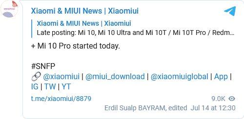 Xiaomi начала тестировать Android 12: список устройств