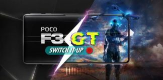 Дата премьеры Poco F3 GT