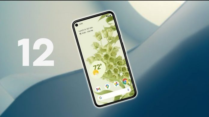Опубликован обновленный список получателей Android 12