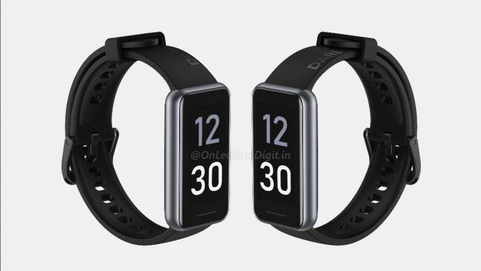 Первый взгляд на Realme Band 2: кардинально новый дизайн в сравнении с предшественником