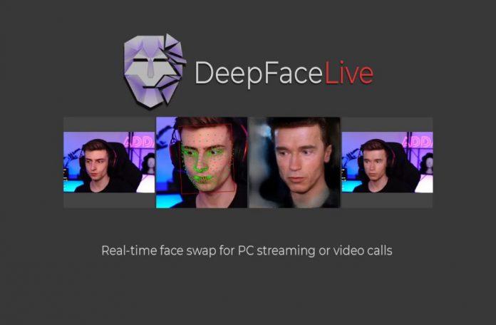 Новая программа для создания дипфейков в онлайн-режиме от разработчика DeepFaceLab: ссылка на загрузку и инструкция